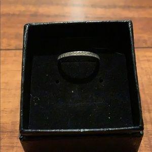 Jewelry - White gold diamond ring size 6